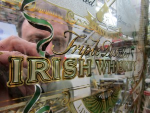 Signwriting and Glass Gilding