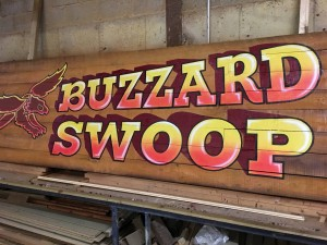 Traditional Signwork by Malcolm Murphy