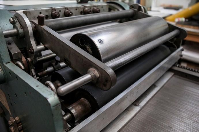 Weston Proofing Press