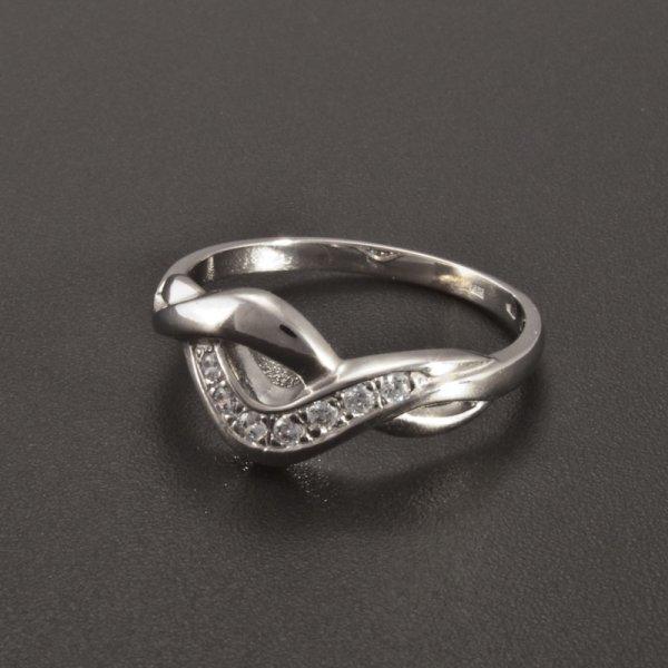 Weigold Ring Zirkonia luxuris goldpointshopde