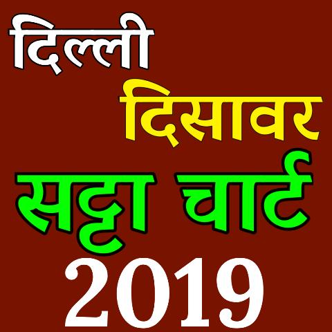 दिसावर दिल्ली 2019 का रिकॉर्ड
