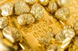 Gold, Nuggets, Barren