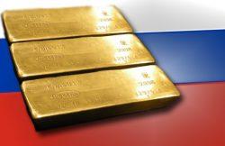 Gold, Goldreserven Russland (Foto: Goldreporter)