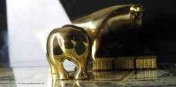 Gold, Bär, Goldpreis (Foto: Goldreporter)