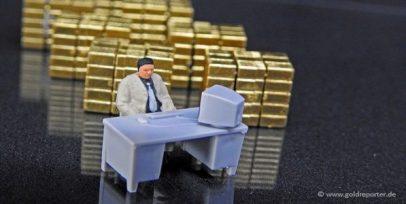 Gold, Goldpreis, Zentralbanken (Foto: Goldreporter)