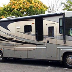 Used Kitchen Table And Chairs Lee West Egg Chair Damon Intruder Double Slide | Quality Motor Homes From Gold Rv