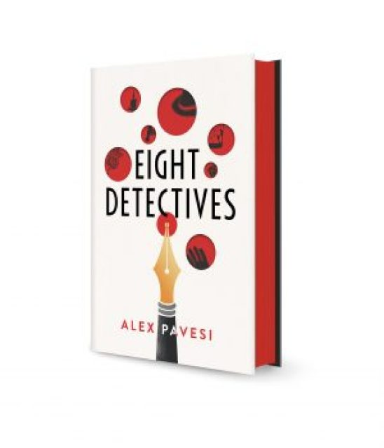 Eight Detectives - August Book of the Month | Goldsboro Books