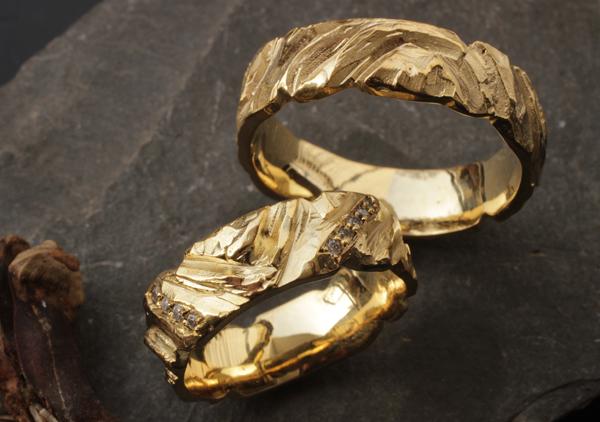 Trauring IM510  Goldschmied Eheringe