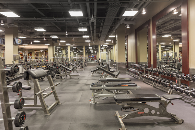 Downtown Los Angeles Gym Information  Golds Gym