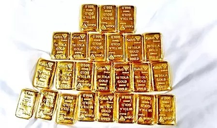 Gold Steadied Below The Prior sessions 13 Month High