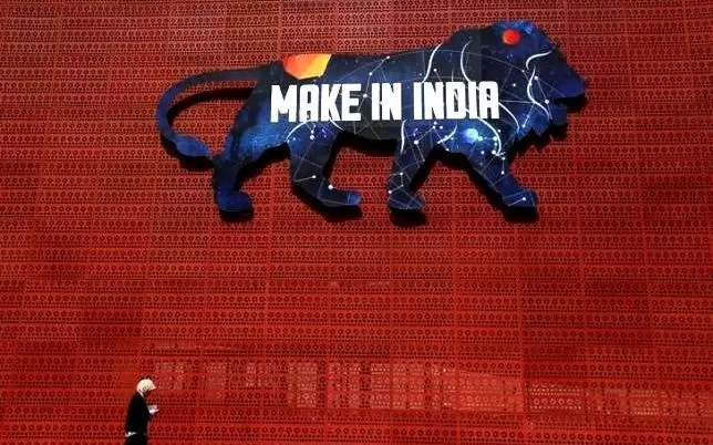 """The Opening of a """"Make in India"""" Week Launched by PM Modi to Drum up Foreign Investment"""