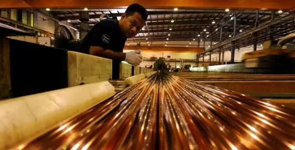 copper prices