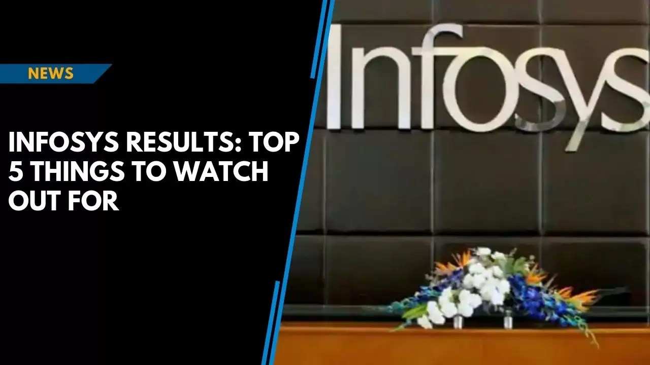 Infosys Q2 Earnings Today: Five Things to Watch out For via @goldsilverrepor
