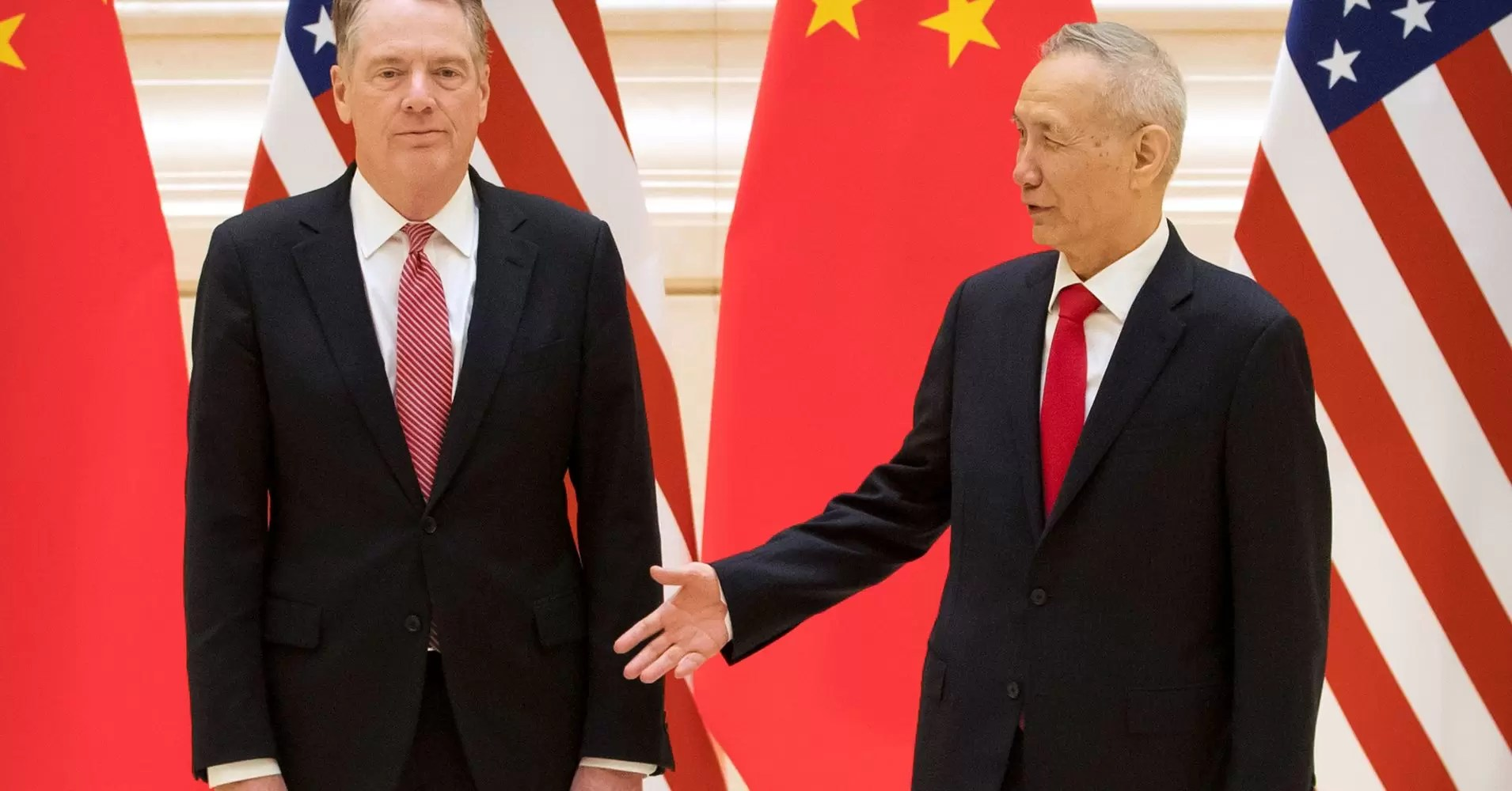 China Trade Deal 'Fails' if Washington Doesn't Win Enforcement Measures