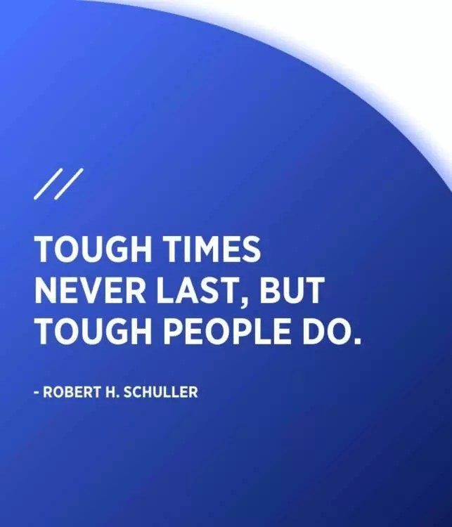 Tough Times Never Last, But Tough People Do – Gold Silver Reports via @goldsilverrepor