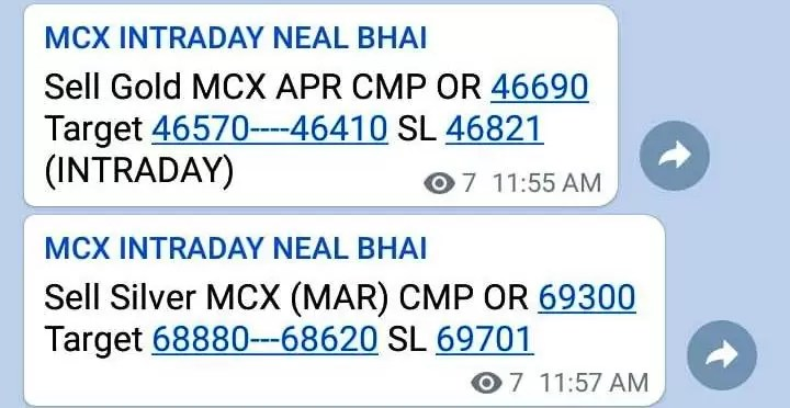 Gold MCX Tips Today : Gold price yesterday settled down by 0.72% at 46899 as dollar bounced off three-week lows as bullish