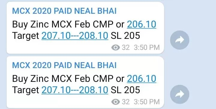 Zinc MCX Tips for Today