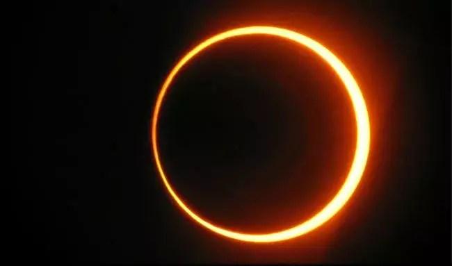 Solar Eclipse 2021