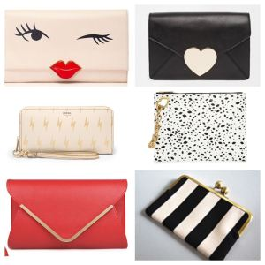 style files date night clutches