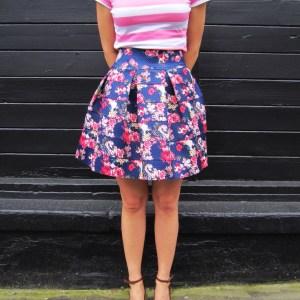 blue skirt 1