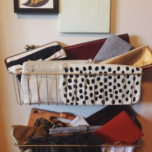 DIY Storage for Small Spaces