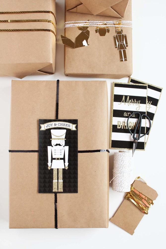 It's a Wrap, Yo! (Wrapping Tips) #7: Black and Gold by Gold Standard Workshop