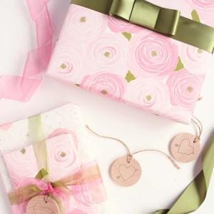 Wrap it Wednesday: Spring Floral Inspiration by Gold Standard Workshop
