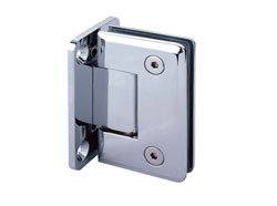 90 Degree Glass to Wall Shower Door Hinges