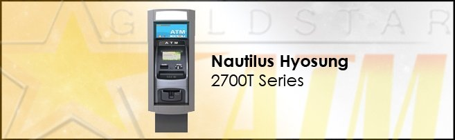 Introducing the latest Through-the-Wall ATM, the Nautilus Hyosung 2700T