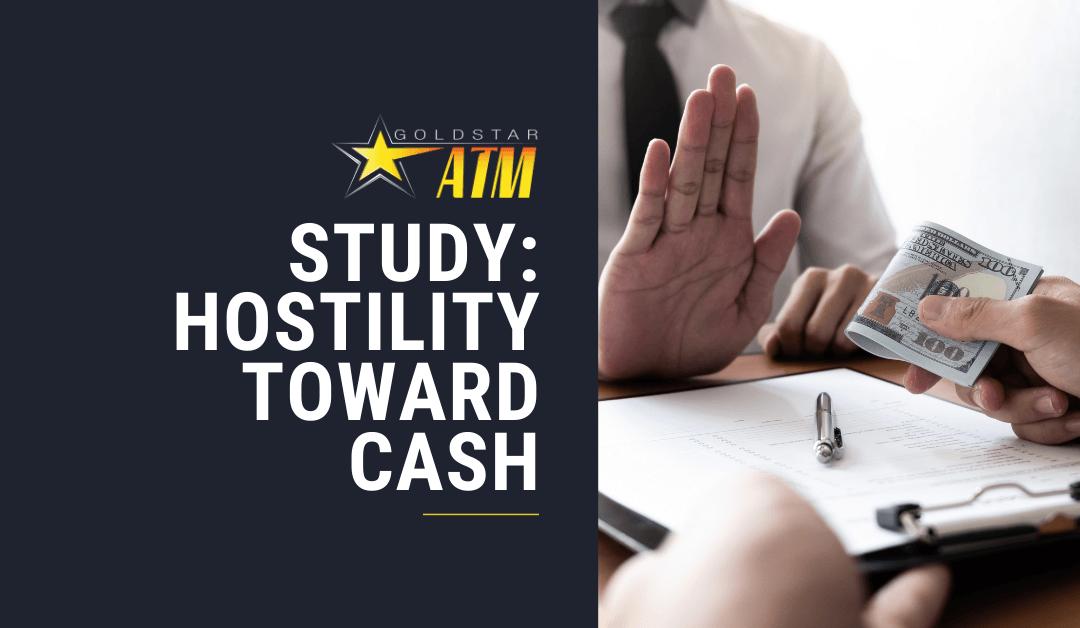 Study: Hostility Toward Cash