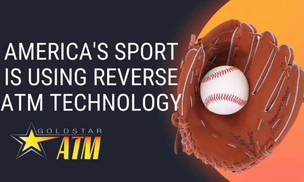 America's Sport is Using Reverse ATM Technology