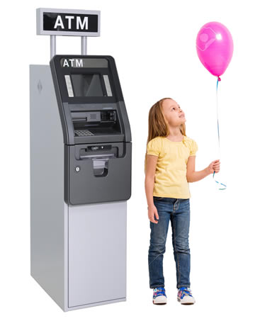 Free ATM machine Replacement