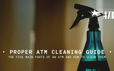 5 Main Parts of an ATM and How to Clean Them