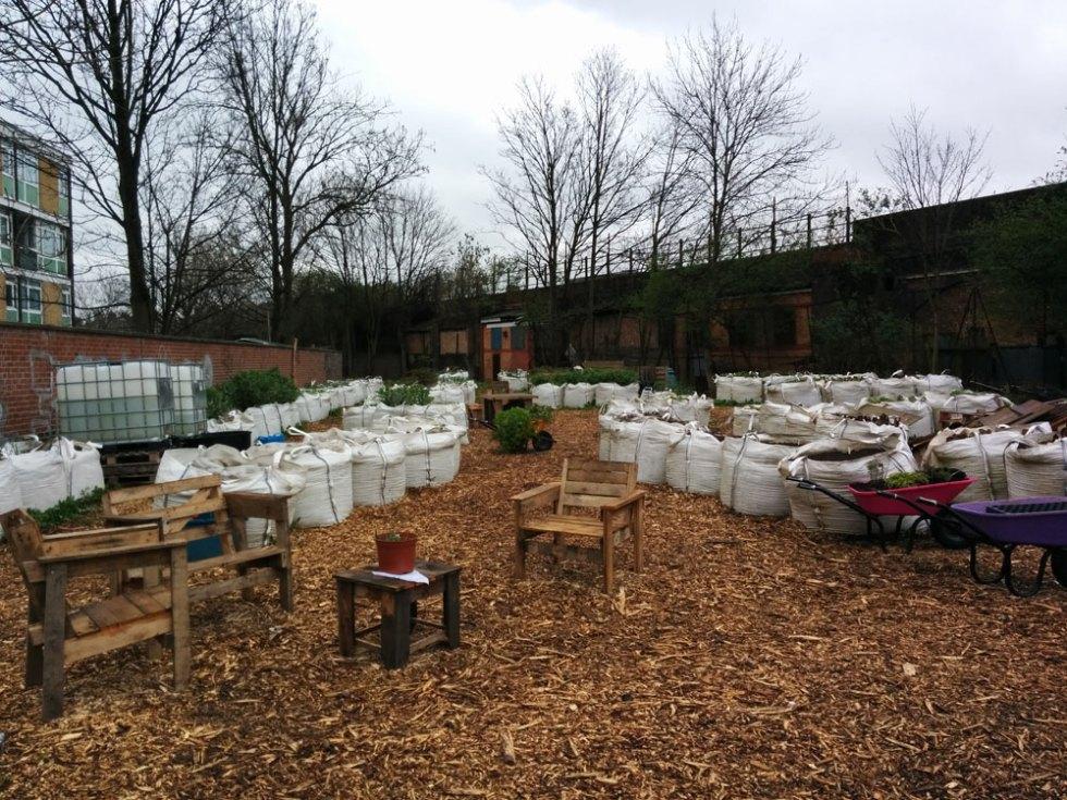 Loughborough Farm site