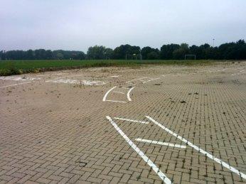 ex-Olympic carparks