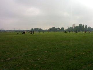 Hackney Marshes - Saturday football