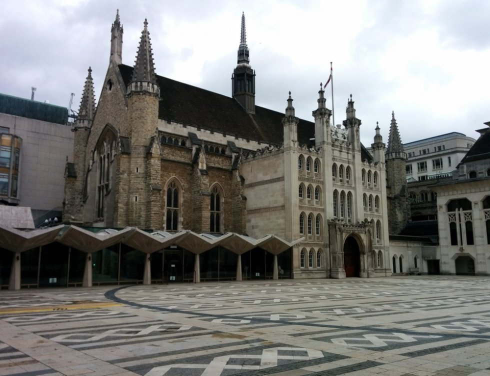 City of London's Guildhall