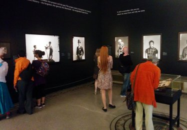 Black Chronicle exhibition at the NPG