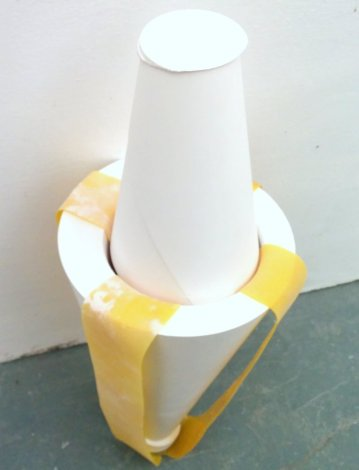 yellow-latex-bands-plaster-cones16