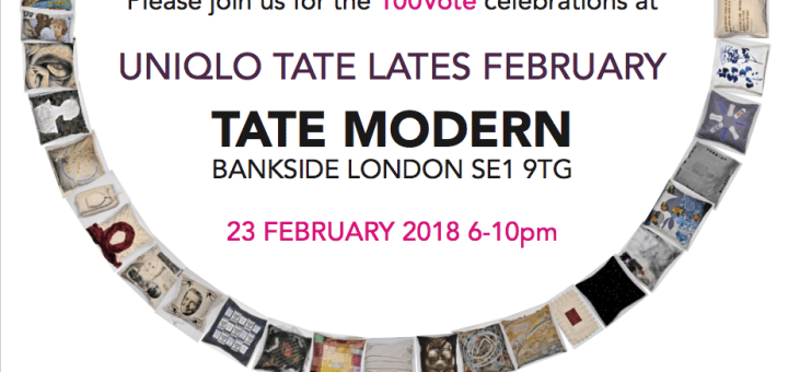 Flier for Pillow Talk at Tate Late