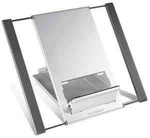 GTLS-0055 Aluminum Travel Laptop and Tablet Stand
