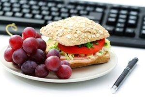 quick lunch wellness
