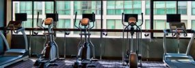 Increase Employee Productivity With On-Site Exercise Opportunities