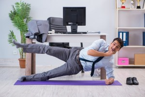 Get Fit in the Office This New Year