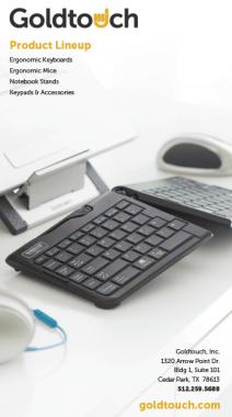 ergonomic keyboard, mouse and product catalog