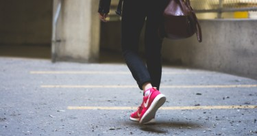 Walking Red Shoes Ergonomic Resolutions