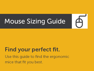 ergonomic mouse sizing guide