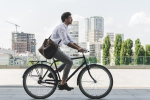 This May 20th, Celebrate Bike to Work Day!