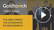 The New Simple: Economics Of Ergonomics