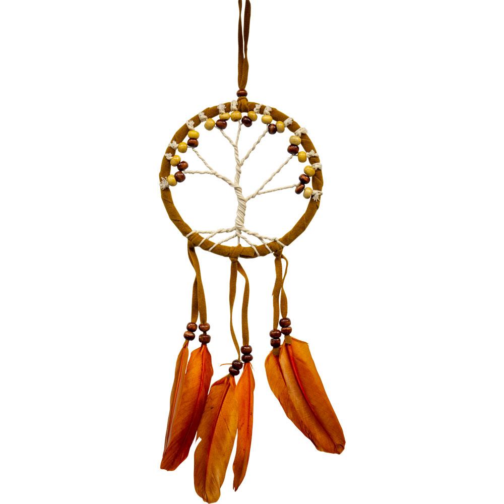 Tree of Life Beaded Dreamcatcher